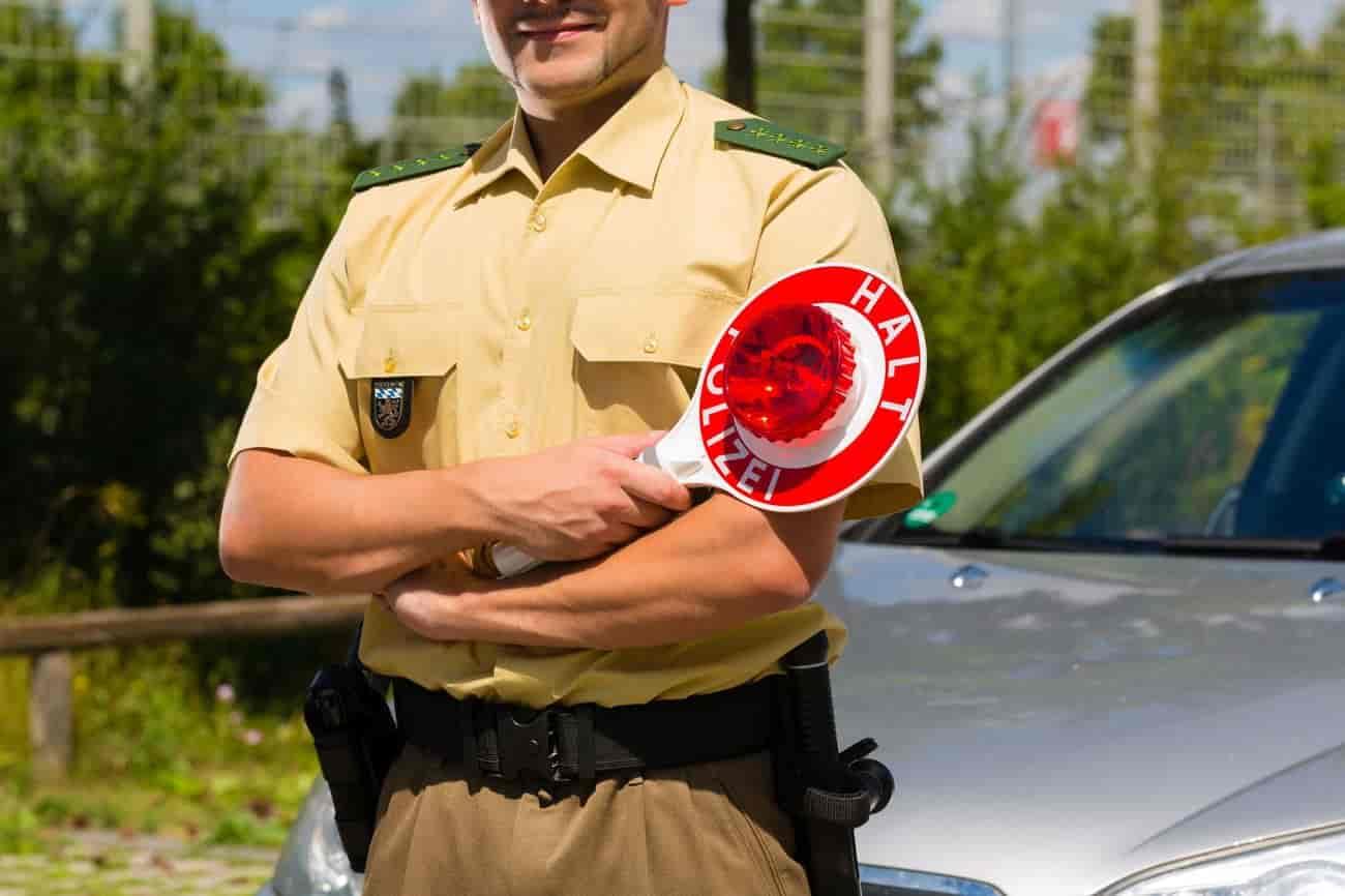 Polizeidienstbeamter
